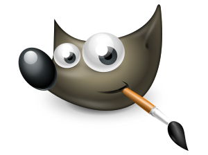 Wilber, the GIMP mascot (current version