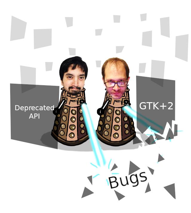 Exterminate (GTK+2)!