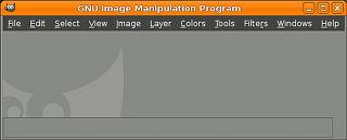 Empty Image Window screenshot
