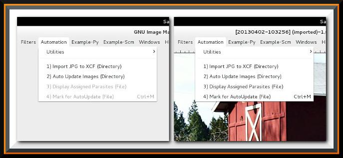 Menu Compare - Image types