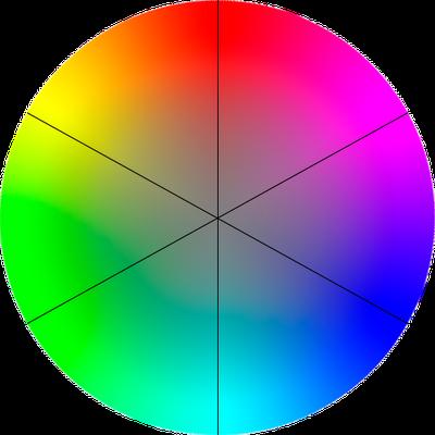 Color Circle Hue